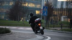 Piaggio Mp3 300 vs Kawasaki J300 vs Honda SH300i ABS - Immagine: 75