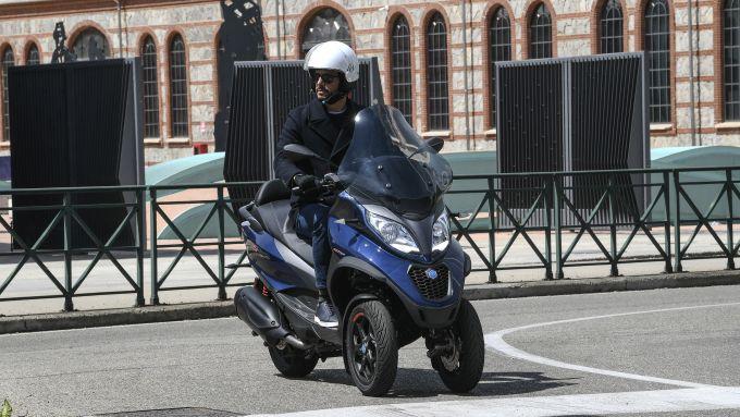 Piaggio MP3 400 hpe Sport 2021