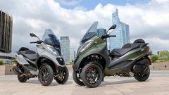Piaggio MP3: scopri i nuovi scooter durante gli Urban Days - Immagine: 2