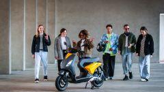 Piaggio One: il primo scooter elettrico presentato su TikTok