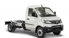 Piaggio Porter NP6 2021: versione Chassis con ruote gemellate
