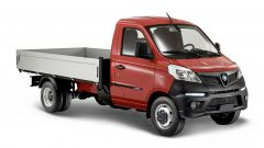 Piaggio Porter NP6 2021: versione Pick Up L2 con ruote gemellate