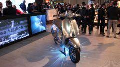 Piaggio Vespa Elettrica: arriverà nel 2017
