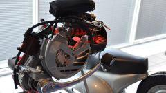 Piaggio Vespa, il motore