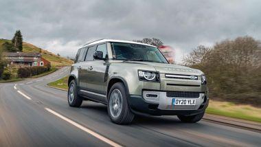 Piani produttivi Gruppo JLR: Defender è l'ultimo arrivato in casa Land Rover