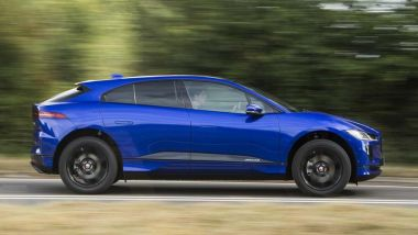 Piani produttivi Gruppo JLR: il SUV 100% elettrico Jaguar i-Pace