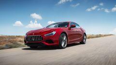 Piani produttivi Maserati 2020: la Ghibli SQ4