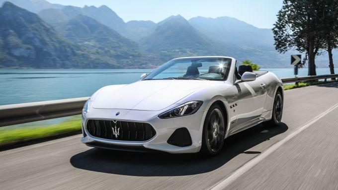 Piano di investimenti Maserati 2020: la Gran Cabrio Sport