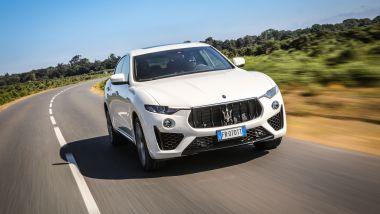 Piano di investimenti Maserati 2020: la Levante Gran Sport
