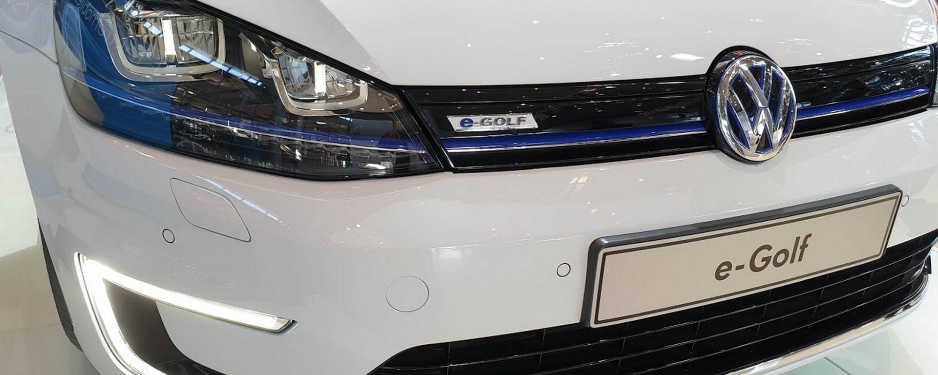 Volkswagen punta tutto sull'elettrico con la piattaforma MBE