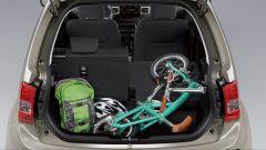 Piccolo ma spazioso il bagagliaio di Suzuki Ignis Hybrid 2020