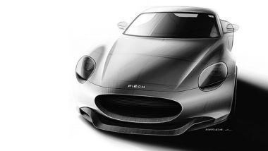 Piech Mach Zero: la nuova auto elettrica per Ginevra 2019