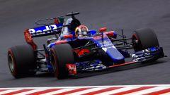 Pierre Gasly al volante della Toro Rosso STR12