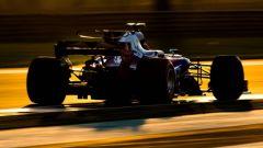 Pierre Gasly in azione con la Toro Rosso STR12