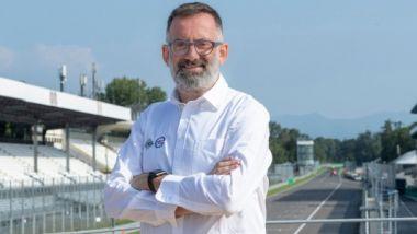 Pietro Benvenuti, Direttore Generale dell'Autodromo Nazionale di Monza