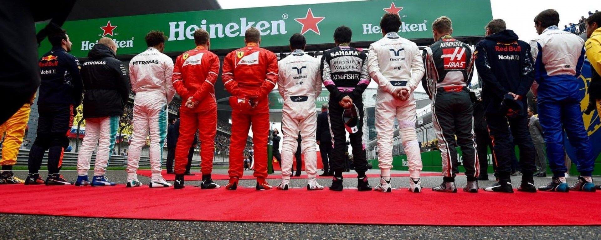 Piloti Formula 1