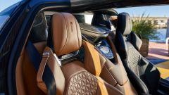 Pininfarina Battista: gli interni bicolore