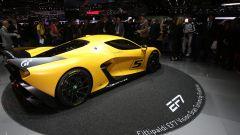 Pininfarina EF7 Vision Gran Turismo: il motore è HWA (costola di AMG) e sprigiona 600 cv