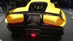 Pininfarina EF7 Vision Gran Turismo: il peso è di appena 1.000 kg