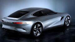 Pininfarina HK GT, a Ginevra una concept di elettro-GT - Immagine: 2