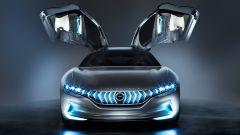 Pininfarina HK GT, a Ginevra una concept di elettro-GT - Immagine: 4