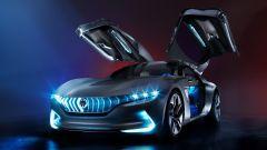 Pininfarina HK GT, a Ginevra una concept di elettro-GT - Immagine: 11
