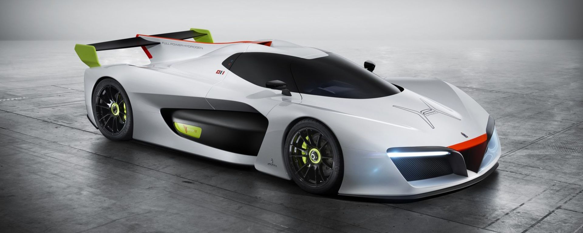 Pininfarina H2 Speed, sportiva a idrogeno