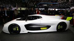 Pininfarina H2 Speed, sportiva a idrogeno - Immagine: 8