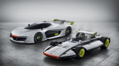 Pininfarina H2 Speed, sportiva a idrogeno - Immagine: 5