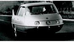 Pininfarina Model X su strada