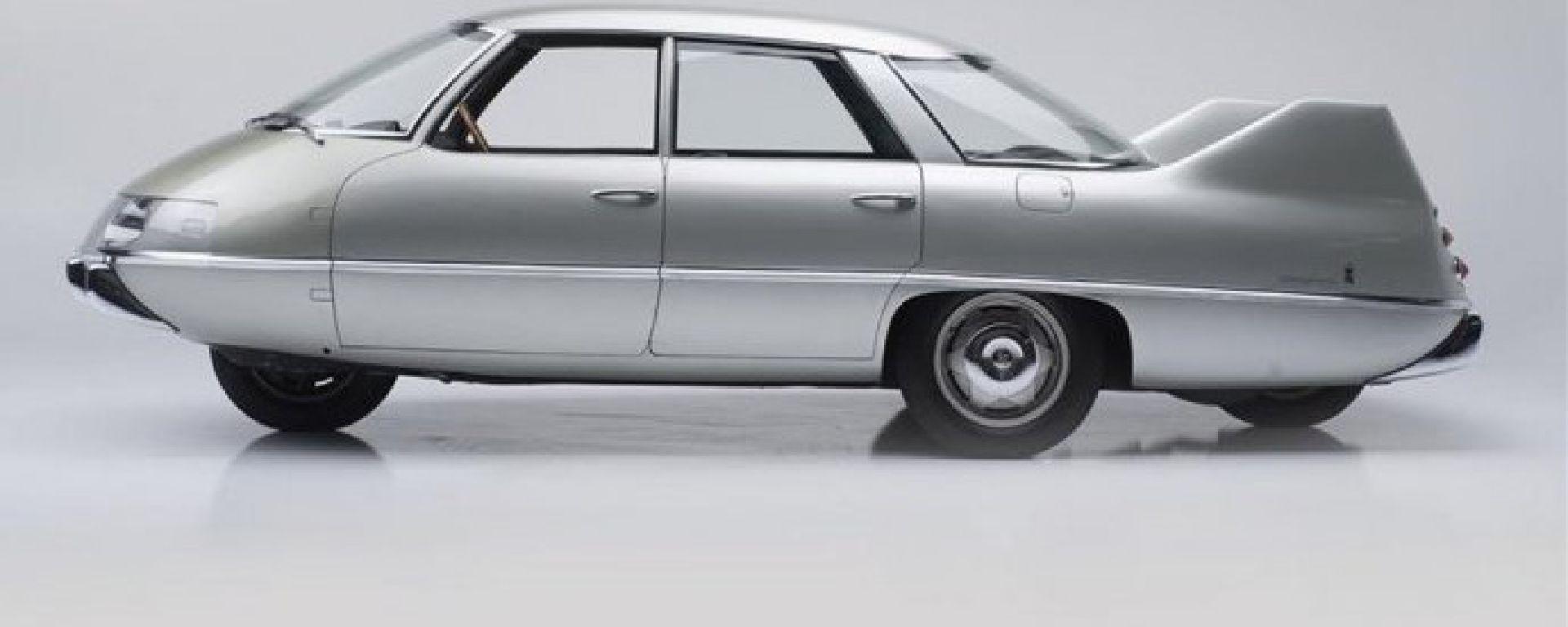 Pininfarina Model X