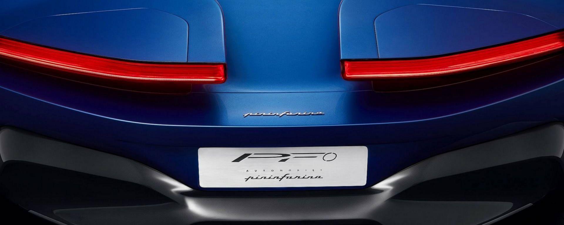 Pininfarina: con Rimac per l'elettrica PF0 da 1.900 CV