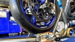 Pinze freno Brembo delle Yamaha SBK