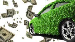 Pioggia di incentivi per le auto green