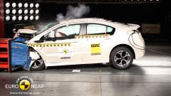 Pioggia di stelle all'esame Euro NCAP d'agosto - Immagine: 1