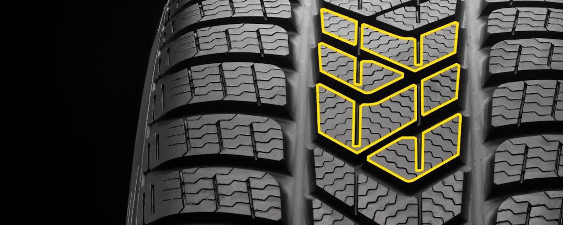 Perché i pneumatici invernali sono speciali
