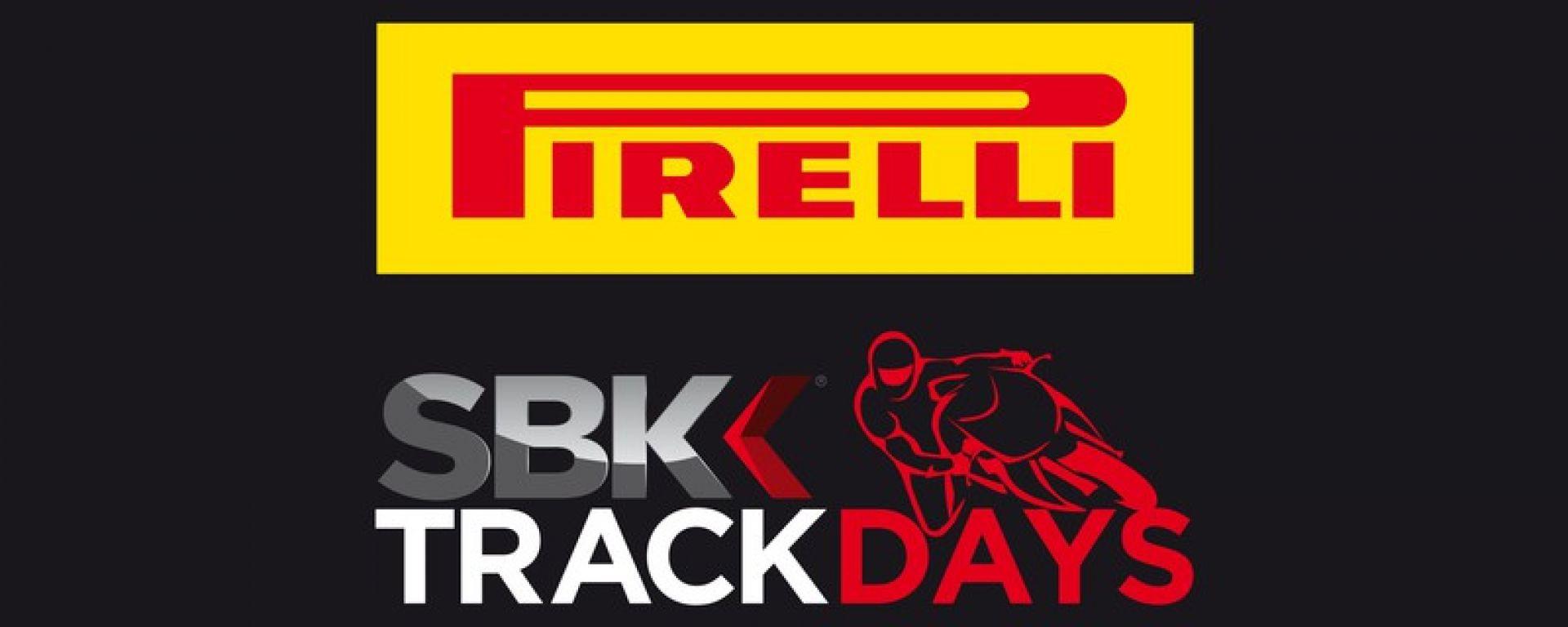Pirelli ti porta sulle piste della SBK