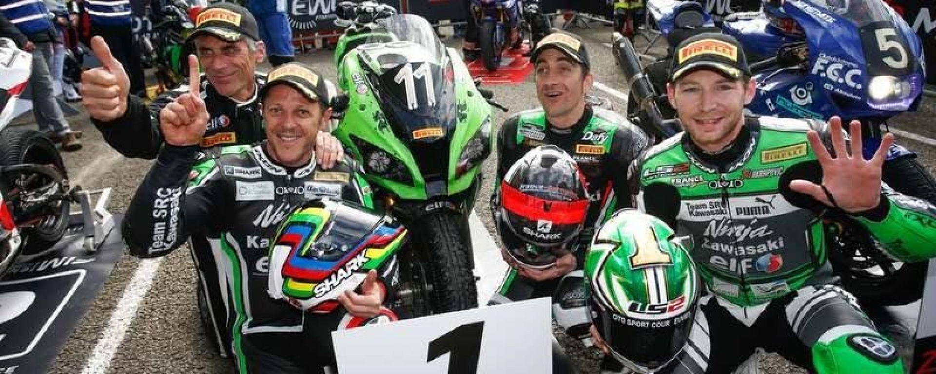 Pirelli vittoriosa alla 24 Ore di Le Mans Moto