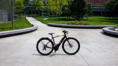 Pirelli Cycl-E: il modello Nomades in città