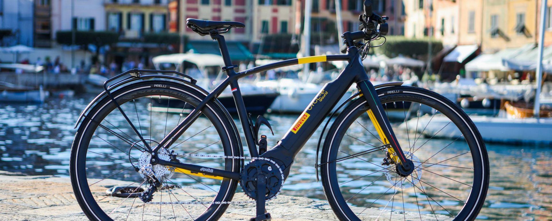 Pirelli Cycl-E: il modello Nomades