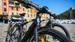 Pirelli Cycl-E: le Nomades a Portofino
