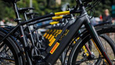 Pirelli Cycl-E: le sei Nomades da provare a Portofino