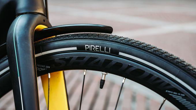 Pirelli Cycl-e WT: la gomma invernale per e-bike