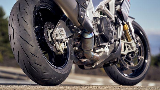 Pirelli Diablo Rosso IV posteriore