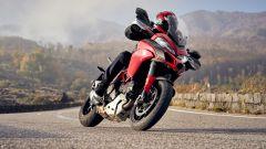 Pirelli Diablo Rosso IV su Ducati Multistrada
