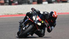 Pirelli Diablo Superbike SC3, il test al Cremona Circuit