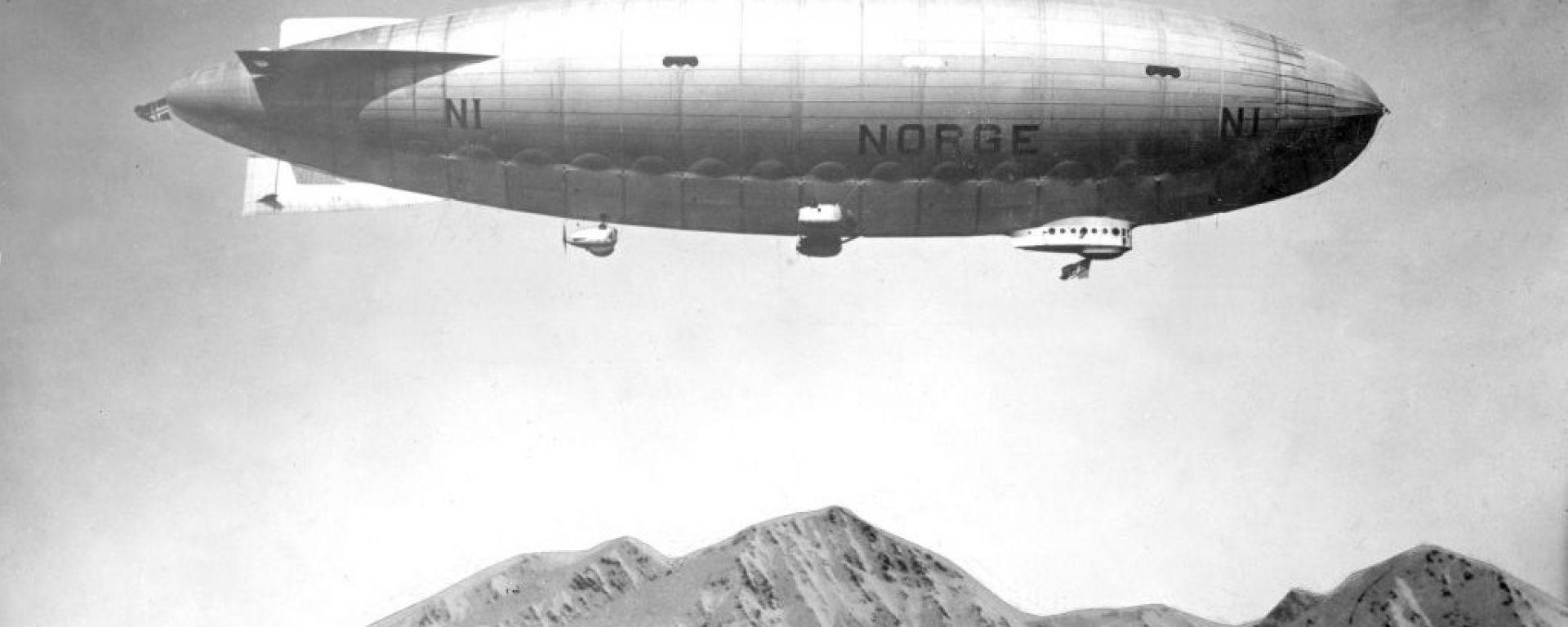 Pirelli e il dirigibile Norge