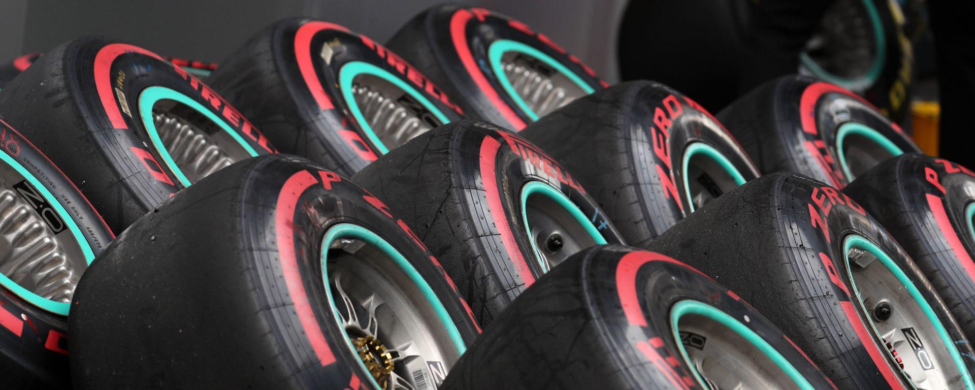 Pirelli, ecco le mescole per il Gran Premio d'Austria 2019