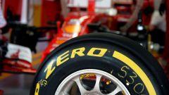 Pirelli F1 2017: i nuovi pneumatici in pista con Ferrari - Immagine: 1
