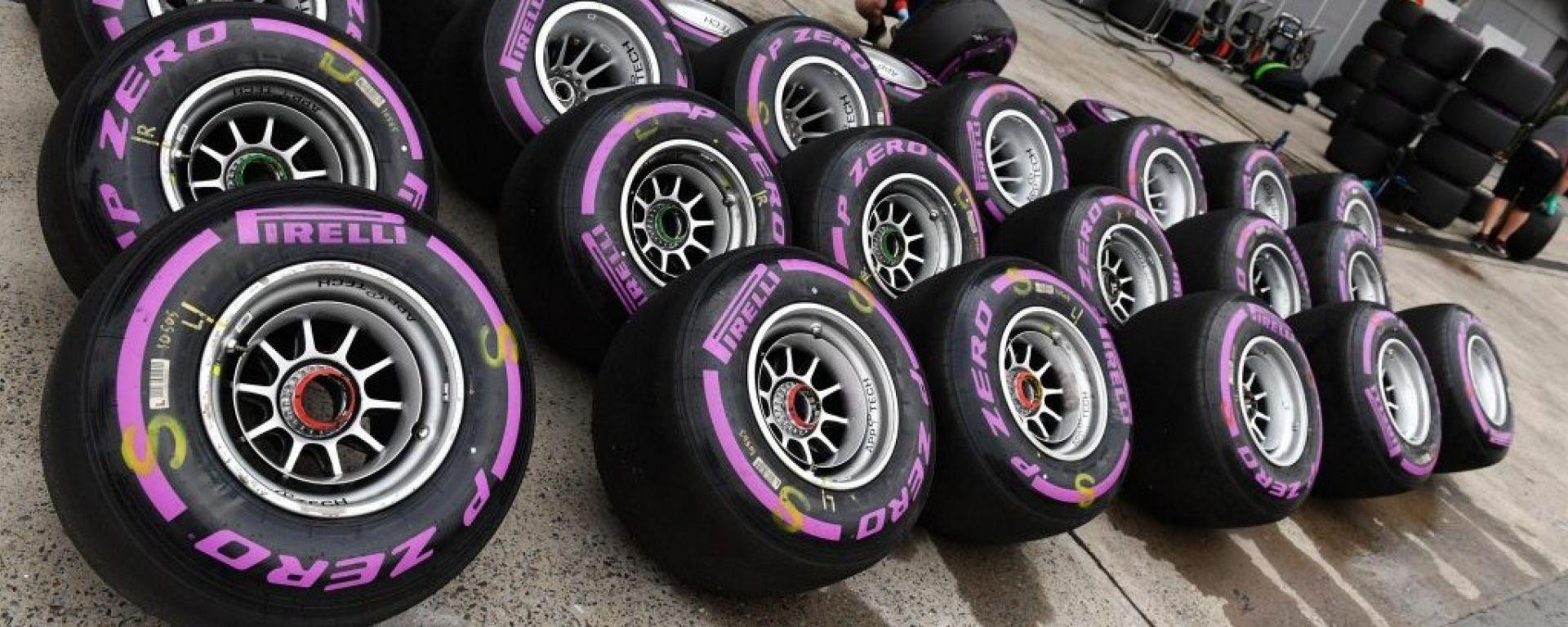 Pirelli F1